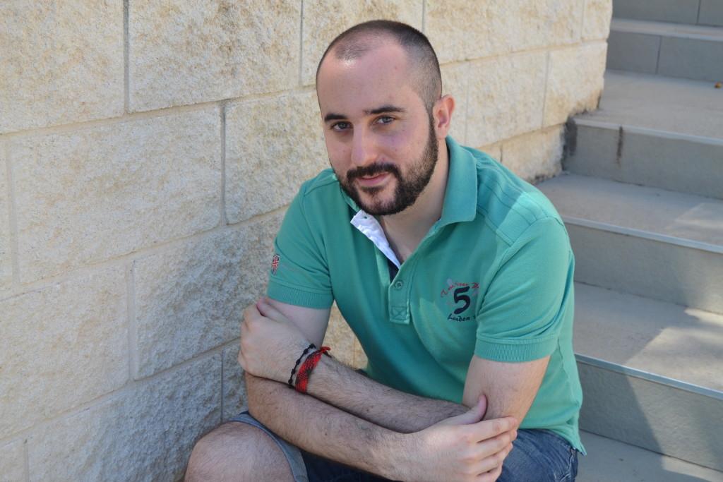 Víctor Olcina, estudiante de Periodismo, disfrutó de una beca Destino en Argentina