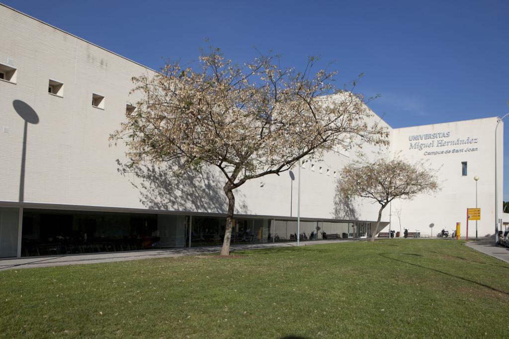 Edificio Severo Ochoa / Foto de archivo