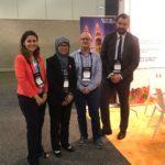 The UMH beginning negotiations with the Universiti Teknologi Malaysia (Malaysia)