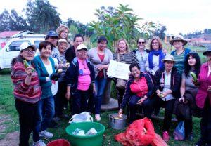 Proyecto igualdad género mujeres rurales Colombia