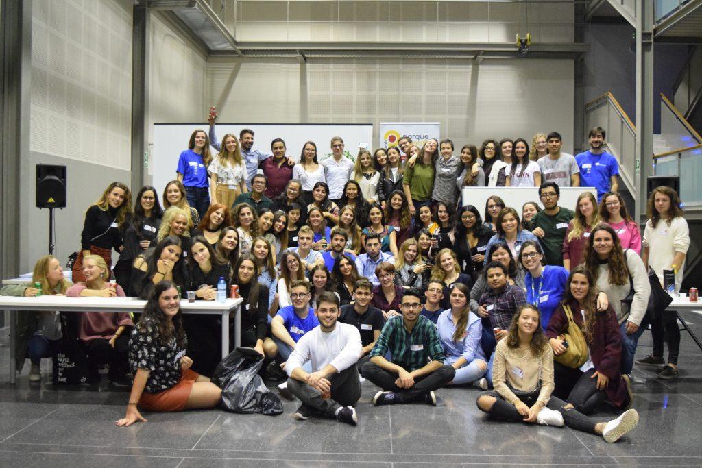 Cena Internacional Club Erasmus 2018-19