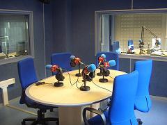 Estudio Radio UMH vida universitaria