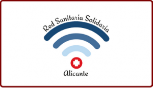Red Sanitaria Solidaria Alicante logo