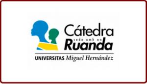 Cátedra Ruanda UMH logo