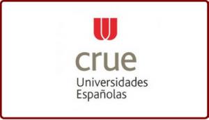 crue Universidades Españolas logo