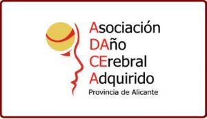 Asociación DAño CErebral Adquirido Provincia de Alicante alianzas UMH logo