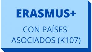 Erasmus+ con países asociados (K107)