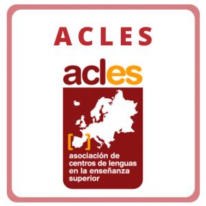 ACLES logo Exámenes oficiales
