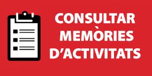 Botó Colsulta Memòria d'activitats