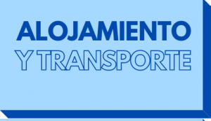 Alojamiento y transporte UMH botón