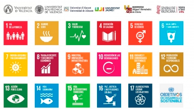 Curso Retos Desarrollo Sostenible UMH 2017