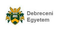 Universitat Debreceni Egyetem Universidad logo