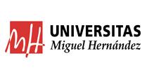 Universitat Universidad Miguel Hernàndez logo