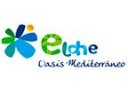 Elche Oasis Mediterráneo turismo logo