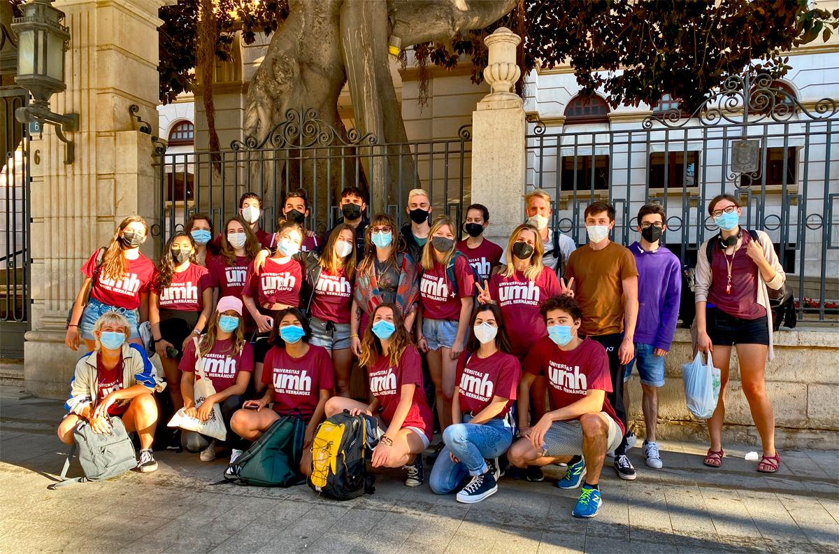 Embajadores Costa Blanca 2021 Actividades Club Erasmus