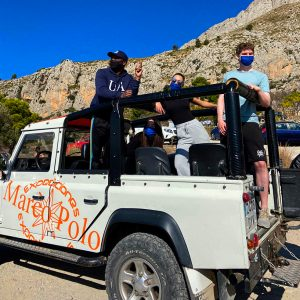 Embajadores Costablanca jeep Sarai 4x4