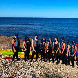 Embajadores Costa Blanca Safari kayak