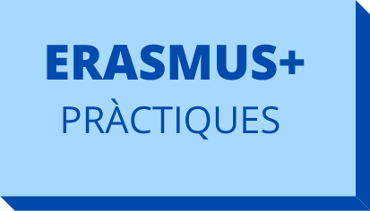 Erasmus+ Pràctiques