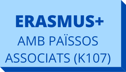 Erasmus+ amb països associats (K107)