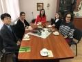 reunión UMH - Universidad Gomel