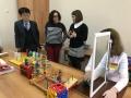 visita instalaciones pediatría Gomel